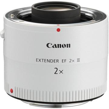 Canon Extender EF 2x III Telephoto Lens