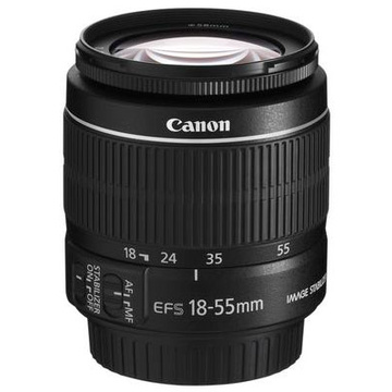 Canon EFS 18-55mm f3.5-5.6 IS II Lens