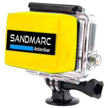 SandMarc GoPro Floaty Backdoor - Yellow