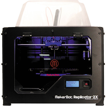 MakerBot Replicator 2X Desktop 3D Printer