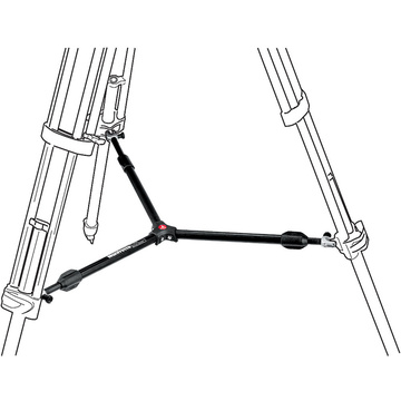 Manfrotto  537SPRB Mid-level Spreader