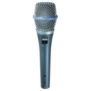 Shure BETA87A Vocal Condenser Microphone