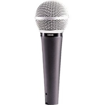 Shure SM48 Vocal Cardioid Microphone