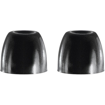 Shure Black Foam Sleeves - 2 Large