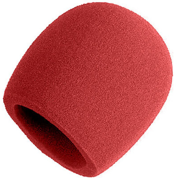 Shure Windscreen for SM58 - Red