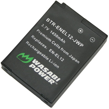 Wasabi Power Battery for Nikon EN-EL12