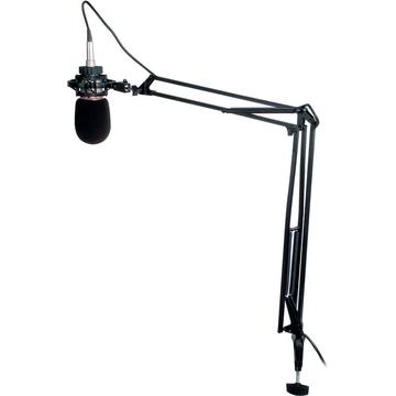 Proel DST 260  Desk Mount Studio Microphone boom Arm