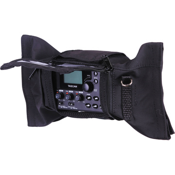 Porta Brace AR-DR60D  Audio Recorder/Rain Slicker for Tascam DR-60D / MkII  Recorder