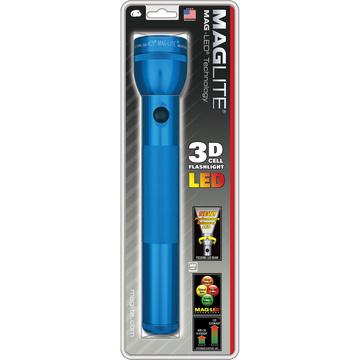 Maglite LED 3-Cell D Flashlight (Blue)