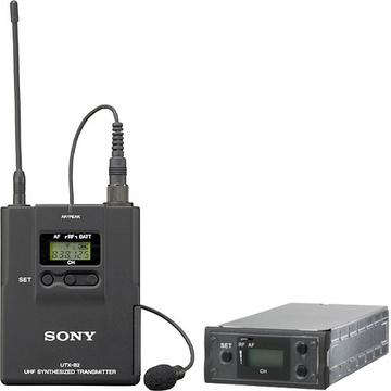 Sony UWP-X7 Wireless Lavalier System (K42)