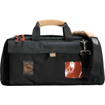 Porta Brace CS-DC3R Digital Camera Carrying Case (Black with Copper String)