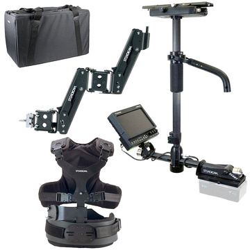 Steadicam Scout HD Camera Stabilizer (VL Battery Mount, Standard Vest)