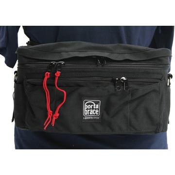 Porta Brace HIP-4 Hip Pack for Mini DV Camcorder Kits (X-Large, Midnight Black)