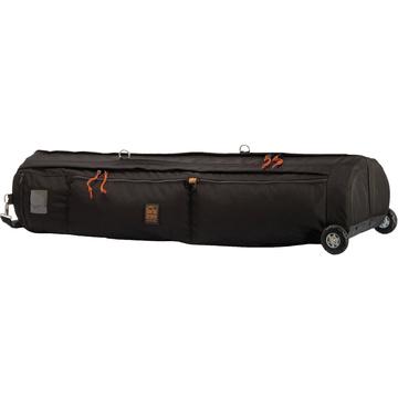 Porta Brace TS-46BOR Tripod Shellpack with Wheels (Black)