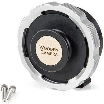 Wooden Camera PL Lens Mount Adapter for Blackmagic Design Pocket Cinema Camera