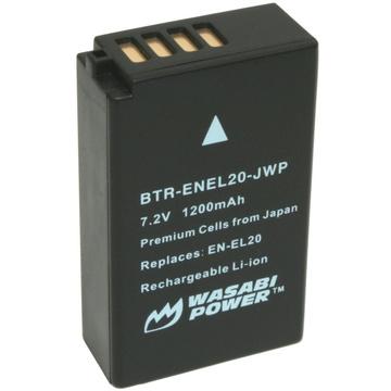 Wasabi Power Battery - Nikon EN-EL20 type