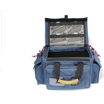 Porta Brace PC-111 Medium Production Case - for Audio and Video Accessories (Blue)