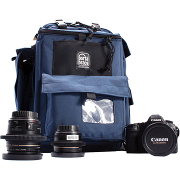 Porta Brace BC-1N Backpack Camera Case (Signature Blue)