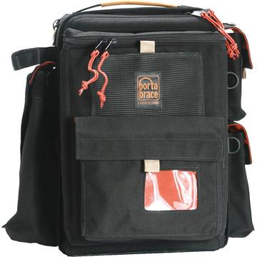 Porta Brace BK-1NRQS-M4 Backpack with QS-M4 Quick Slick rain cover