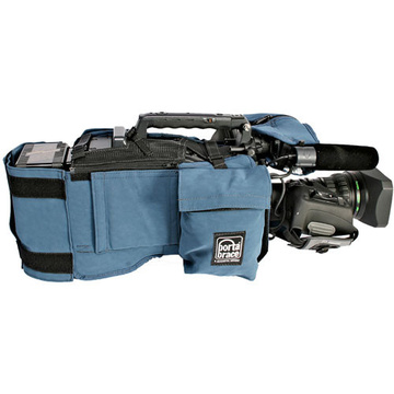 Porta Brace CBA-HPX2000 Camera Body Armor (Blue)
