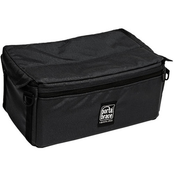 Porta Brace BK-RBMB Removable Belt Pack Module - for Porta Brace Local or Extreme Backpacks (Black)