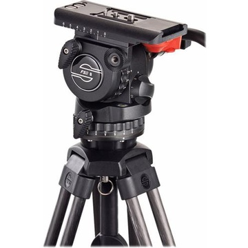 Sachtler 0750 FSB-8T Tripod System with Speed Lock 75 Tripod