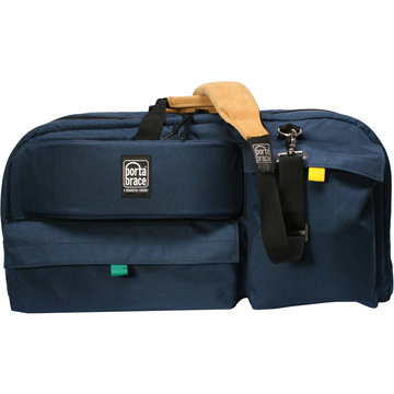 Porta Brace CTC-5 Traveler Camera Case (Signature Blue)