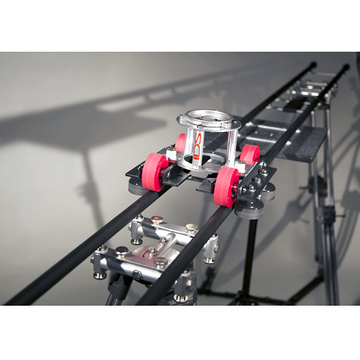 Indie-Dolly Systems Indie Slider Plus, with 9' of Track