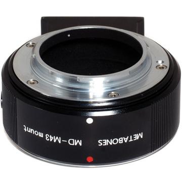Metabones Minolta MD Mount Lens to Micro Four Thirds Lens Mount Adapter (Black)