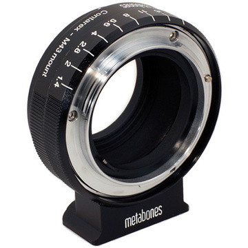 Metabones Contarex Mount Lens to Micro Four Thirds Lens Mount Adapter (Black)