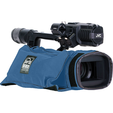 Camera Body Armor for JVC GY-HM600U ProHD Camcorder (Blue)