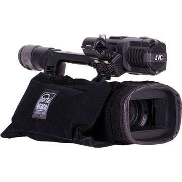 Camera Body Armor for the JVC GY-HM600U ProHD Camcorder (Black)