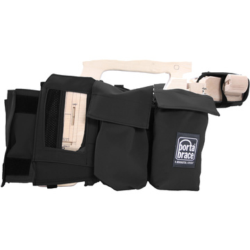 Porta Brace Camera Body Armor Case for Sony PMW-500 (Black)