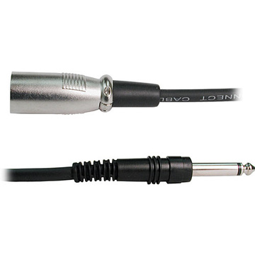 Hosa PXM-102 1/4'' to XLR Cable 2ft