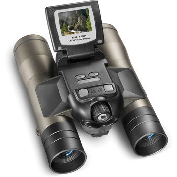 Barska 8x32mm Point 'n View 8 MP Camera Binocular