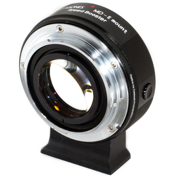 Metabones Minolta MD Lens to Sony E-Mount Camera Speed Booster ULTRA