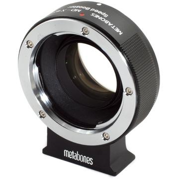 Metabones Minolta MD Lens to Fujifilm X-Mount Camera Speed Booster ULTRA