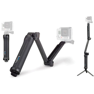 GoPro 3-Way 3-in-1 Mount for GoPro HERO Action Camera