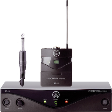 AKG WMS 45 Perception Wireless Instrument System