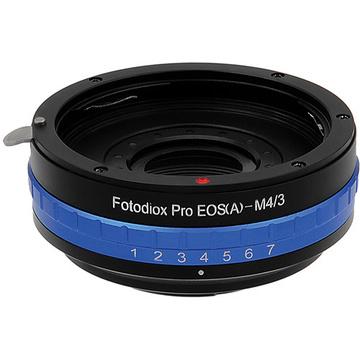 FotodioX PRO MFT ADAPTER f/CANON EOS (IRIS)