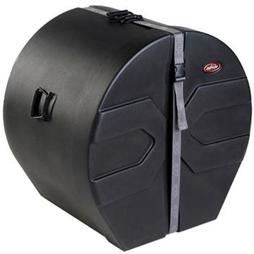 """SKB D1624 Bass Drum Case 16 x 24"""" (Black)"""