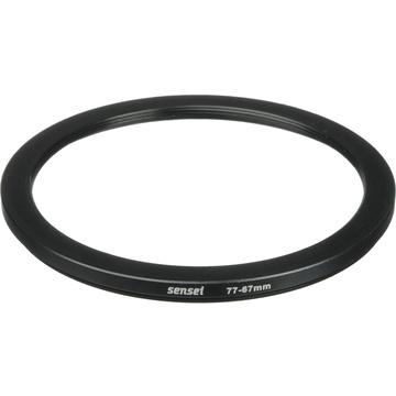 Sensei 77-67mm Step-Down Ring