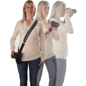 Joby UltraFit Sling Strap For Women (Charcoal)