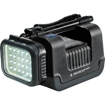 Pelican 9430 Remote Area Lighting System (Black)