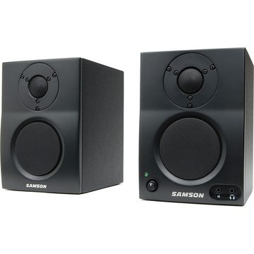 "Samson MediaOne BT3 Two-Way Active 3"" Bluetooth Monitors (Pair)"