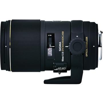 Sigma 150mm f/2.8 EX DG OS HSM APO Macro Lens (For Canon)