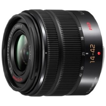 Panasonic Lumix 14-42mm F3.5-5.6 II OIS Micro Four Thirds Lens