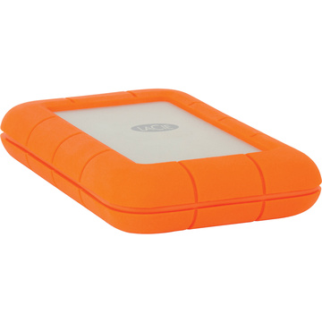 LaCie 500GB Rugged Thunderbolt External Solid State Drive