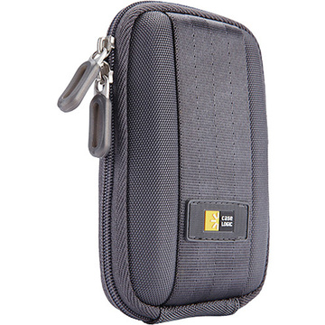 Case Logic QPB-301 Point and Shoot Camera Case (Grey)