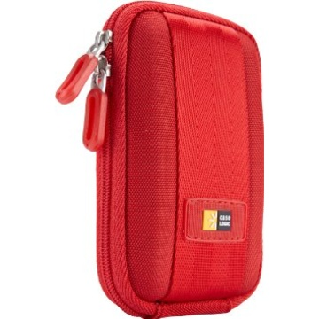 Case Logic QPB-301 Point and Shoot Camera Case (Red)